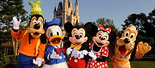 Top 5 Best Character Meet and Greets at Walt Disney World