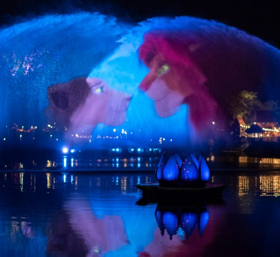 Rivers of Light We Are One Debuts Tomorrow