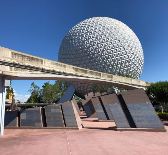 Leave a Legacy Removal Starts at Epcot