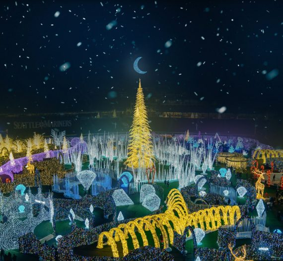 Largest Christmas Light Maze coming to St. Pete Florida