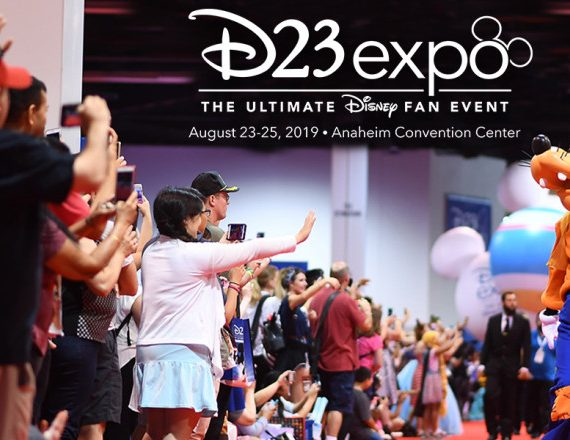 Limited Edition Merchandise for D23 Fan Expo Revealed
