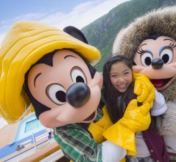 Adventures By Disney Alaskan Cruise Package