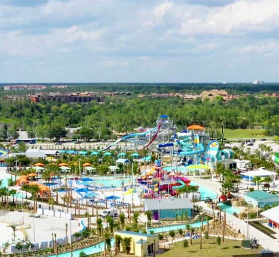 Water Park Ticket included with your stay at Margaritaville Resort