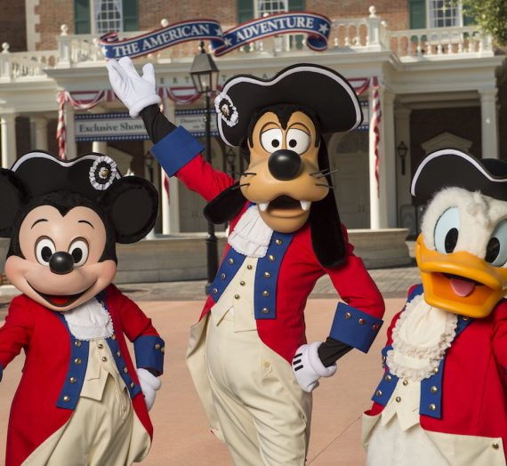 Ways to Celebrate 4th of July at Disney World