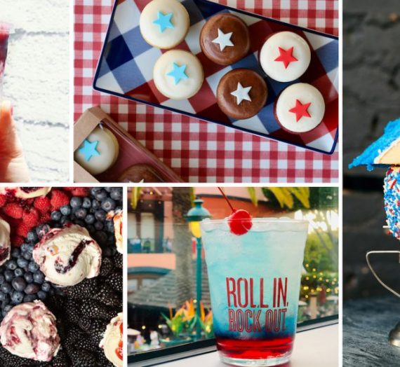 Disney Parks 4th of July Food Guide