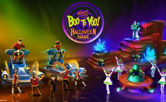Enhancements coming to Mickey's Boo To You Parade