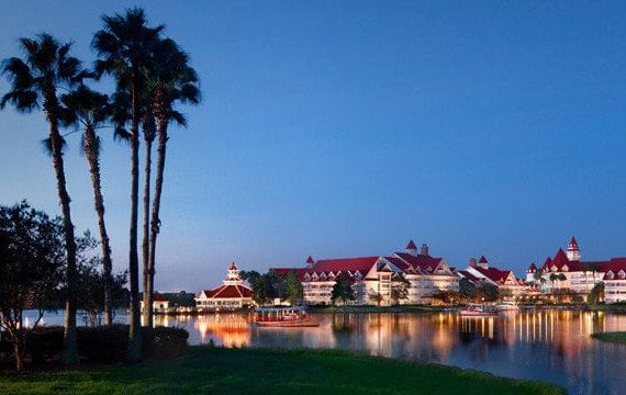 Disney Files Permit to Connect Grand Floridian Resort to the Magic Kingdom