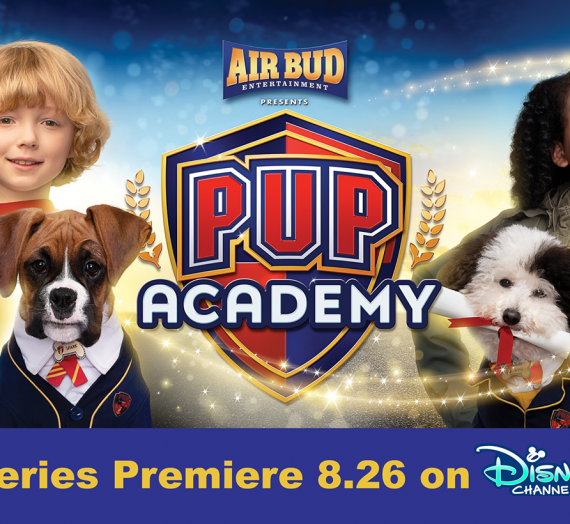 New Disney Channel Series Pup Academy
