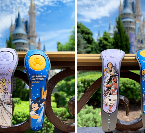 RunDisney MagicBands Revealed