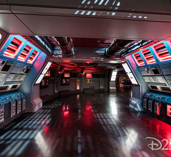 Galaxy's Edge Rise of the Resistance News