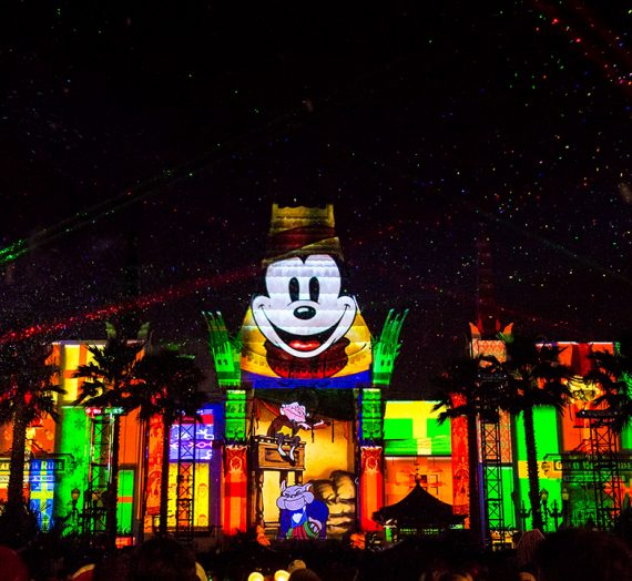 Jingle Bell Jingle BAM! Returns to Disney's Hollywood Studios