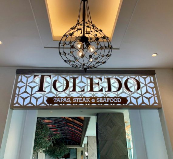 Review of Toledo, Tapas, Steak and Seafood at Coronado Springs