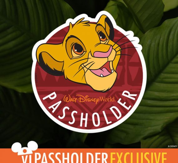 Passholder Opportunities at Animal Kingdom This Fall
