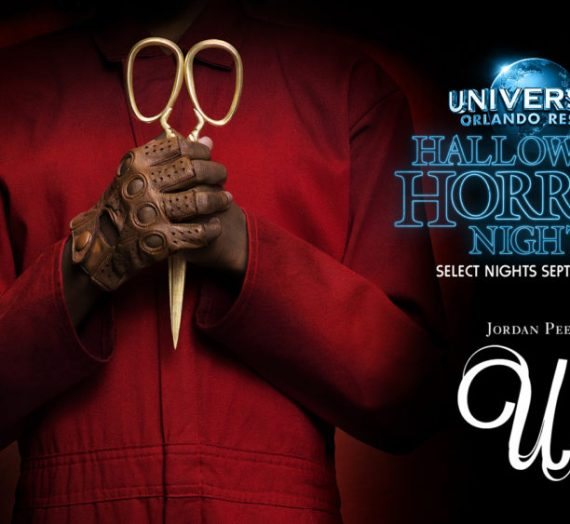 Jordan Peele's Us is coming to Halloween Horror Nights