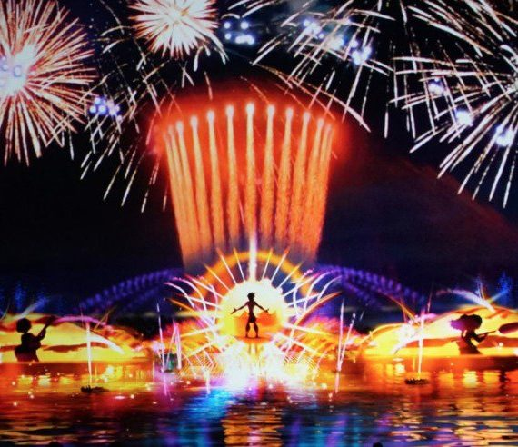 Mickey Monitor Shares some Information on the New Spectacular:Epcot Forever