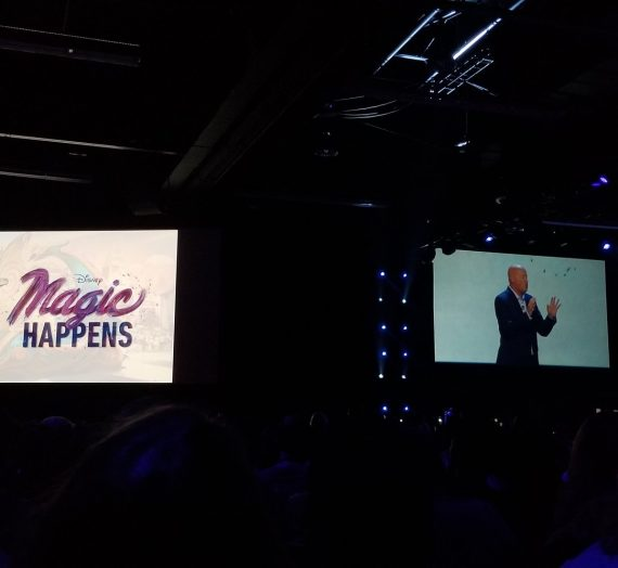 News from Disney Parks Panel from D23 Expo. Disneyland to get new Parade !