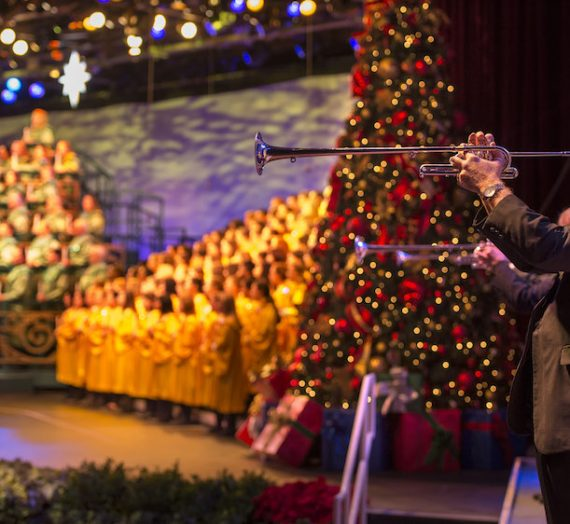 Candlelight Processional Narrator Change