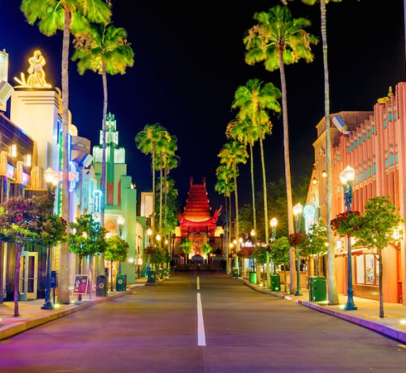 Operating Hours Change for Disney's Hollywood Studios and Magic Kingdom