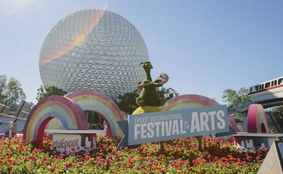 Epcot's International Festival of the Arts Returns Next Year Along with 3 New Entertainment Offerings