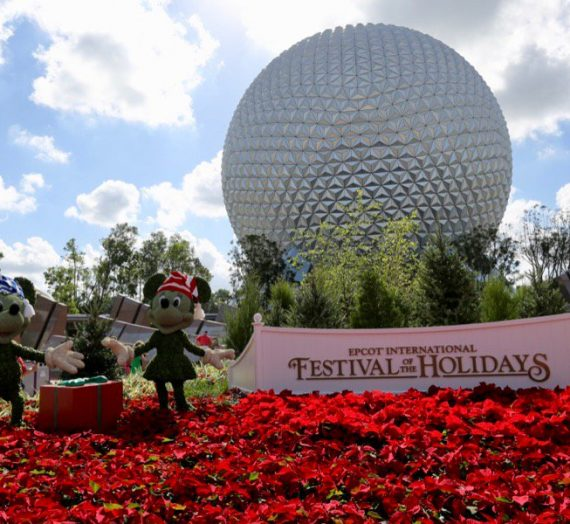 Complete List of Holiday Kitchens at Epcot
