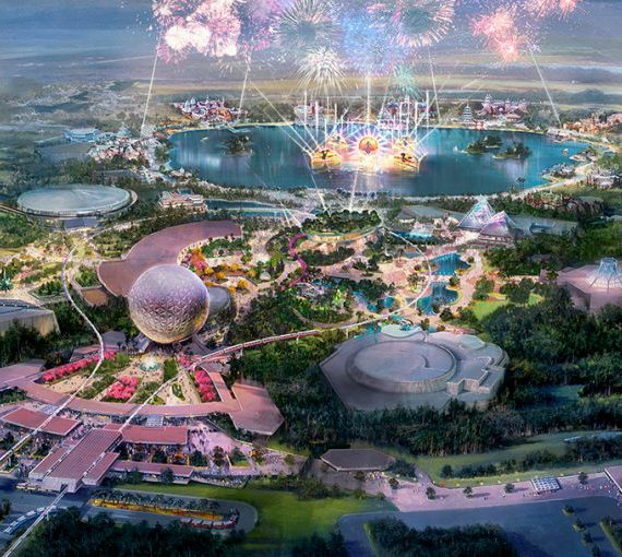 Evolving Epcot: Today We Say Goodbye to some Old Friends