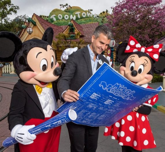 Disney World is Getting a New President