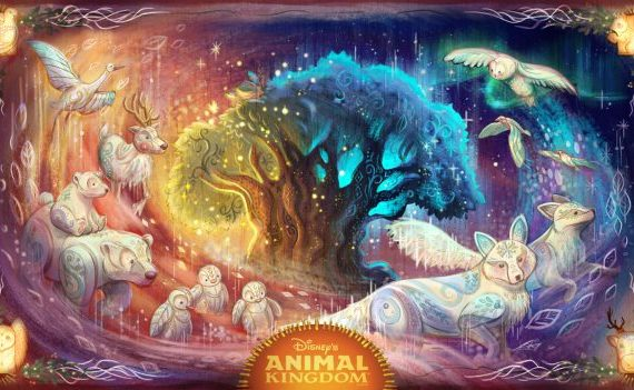 "Sneak Peek of ""Merry Menagerie"" Coming to Animal Kingdom"