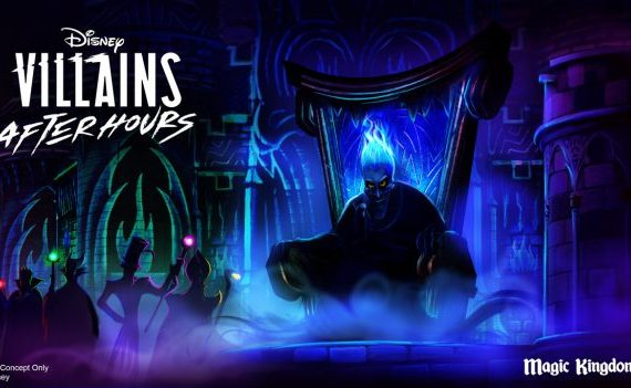 Villains After Hours Returning to Magic Kingdom
