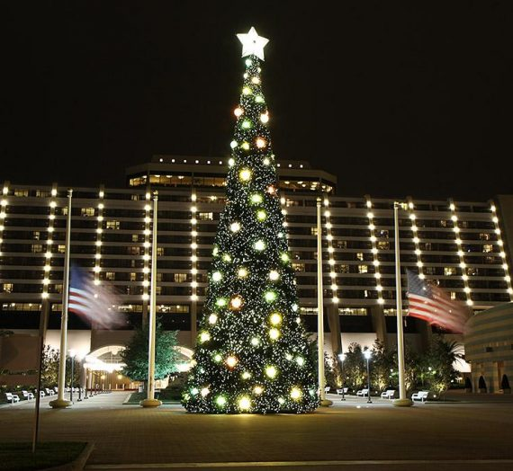 Religious Services at Contemporary Resort