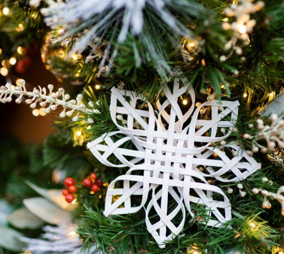 A Snowflake With a Purpose