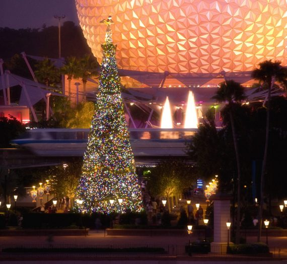 Epcot's International Festival of the Holidays-What  to do and what you won't find