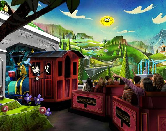 BREAKING NEWS: Fp+ now available for Mickey and Minnie Runaway Railway