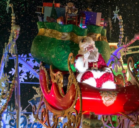 Holiday Offerings at Magic Kingdom Park