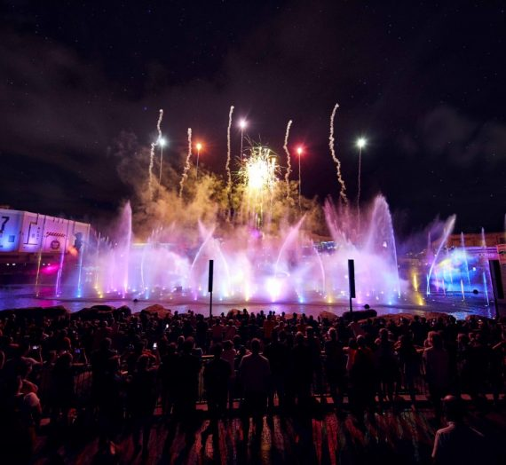 Universal Orlando's New Years Eve Event Details