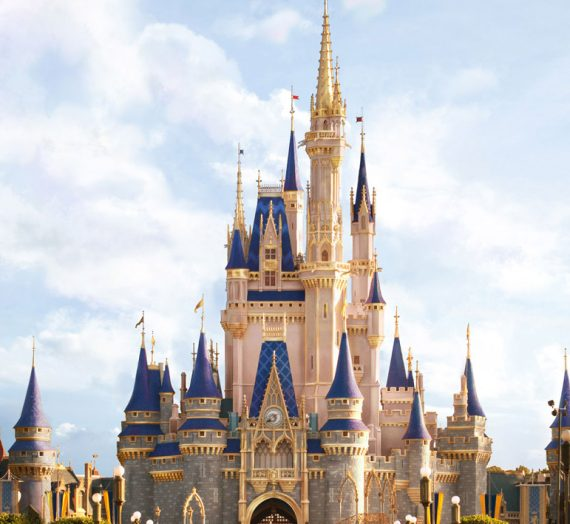 Cinderella Castle Getting a Royal Makeover