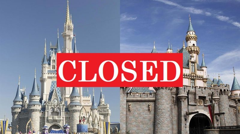 Disney Parks Closed