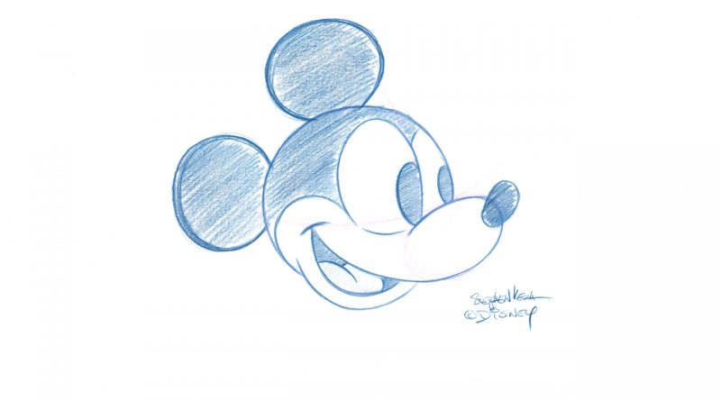 Stuck At Home Learn How To Draw Disney Characters From The Pros Stm News