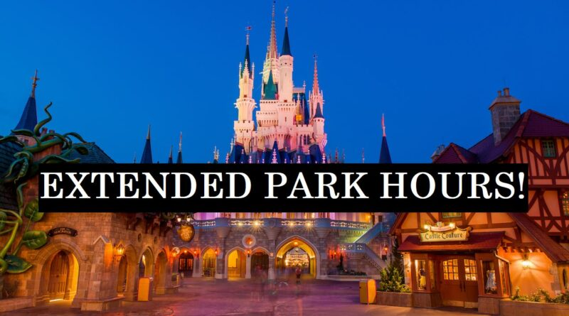 extended park hours