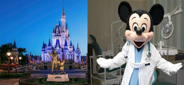 mickey mouse doctor vaccine