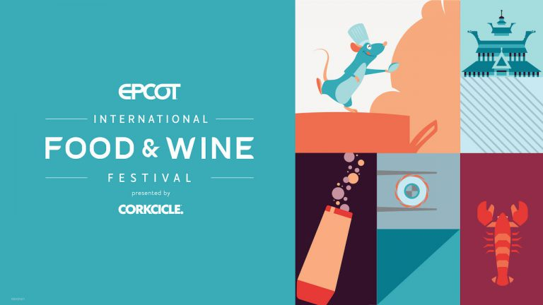 Epcot food and wine festival 2021